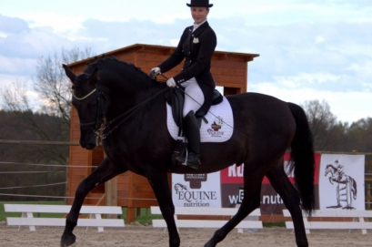 "DUCADO - first dressage competition in level ""S"""